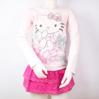 Imagem - Conjunto Infantil Feminino Hello Kitty 1207.87149  - 048936