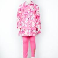 Imagem - Conjunto Infantil Feminino Hello Kitty 1210.87120 - 048944