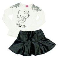 Imagem - Conjunto Infantil Hello Kitty 1207.87163  - 048051
