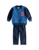 Imagem - Conjunto Infantil Masculino Hering Kids Plush Kvdd1asi  - 048763