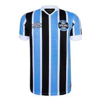Imagem - Camisa Masculina Oficial Umbro Grêmio Retrô 9 - 061584