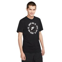 Imagem - Camiseta Nike Just Do It Masculina Da0238-010  - 061012