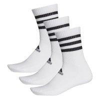 Imagem - Kit Meias Adidas 3-Stripes 3 Pares Dz9347 - 061139
