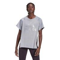 Imagem - Camiseta Feminina Adidas Glam On AEROREADY Fs6161  - 060760