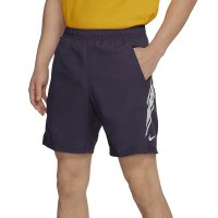 "Imagem - Shorts Nike Masculino NikeCourt Dri-FIT 9"" Or - 059524"