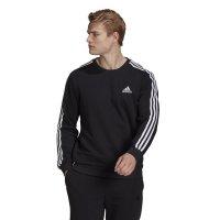 Imagem - Blusão Masculino Adidas Essentials 3 listras  - 061527