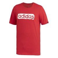 Imagem - Camiseta Masculina Adidas Linear Gv2917  - 061525