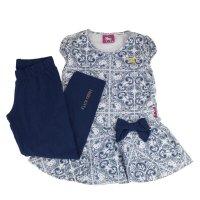 Imagem - Conjunto Infantil Hello Kitty Menina 1216.86477  - 036877