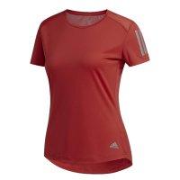 Imagem - Camiseta Feminina Own The Run Adidas Vermelho - 059777