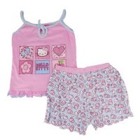 Imagem - Pijama Infantil Tip Top Hello Kitty 31481267  - 019836