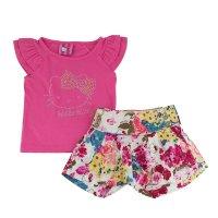 Imagem - Conjunto Infantil Hello Kitty Menina 1206.86988  - 044446
