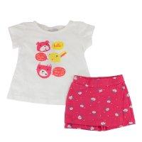 Imagem - Conjunto Infantil Hering Kids Menina 5a0t1b10  - 046627