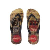 Imagem - Chinelo Masculino Coca-Cola Real Pack Cc3100 - 060674