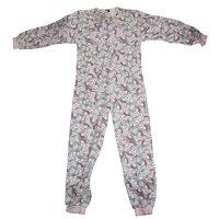 Imagem - Pijama Macacão Infantil Hering Kids Menina 56471t00  - 022114