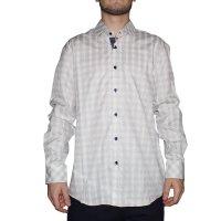 Imagem - Camisa Masculina Luiz Eugenio Slim Confort 11010 - 026740