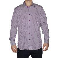 Imagem - Camisa Masculina Luiz Eugenio Slim Conforto 8280  - 038432