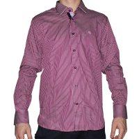 Imagem - Camisa Masculina Luiz Eugenio Slin Confort 4054 - 043496