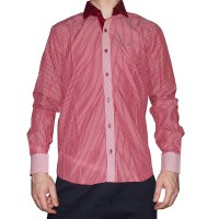 Imagem - Camisa Masculina Luiz Eugenio 8252 Slim Confort 8252 - 038414