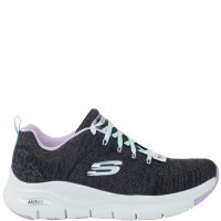 Imagem - Tênis Feminino Skechers Arch Fit Comfy Wave 149414 - 061749