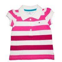 Imagem - Camisa Polo Infantil Tommy Hilfiger Menina Ct37124906 - 050898