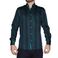 Imagem - Camisa Masculina Luiz Eugenio Slim Confort 11020 - 036419
