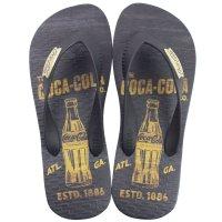 Imagem - Chinelo Masculino Coca-Cola Vintage Bottle Wood Cc3333  - 061878