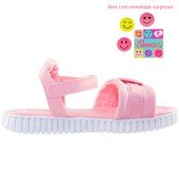 Imagem - Sandália Infantil Pampili Candy Pam Surprise Menina 123.154  - 061915