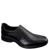 Imagem - Sapato Social Masculino Democrata Smart Comfort Air Spot 448027-001  - 058655
