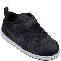 Imagem - Tênis Infantil Menino Nike Court Borough Bv0747-001 - 058939