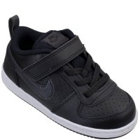 Imagem - Tênis Infantil Menino Nike Court Borough Bv0746-001  - 059025