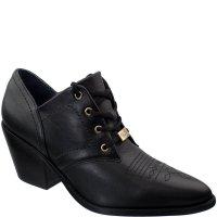 Imagem - Bota Ankle Boot Feminina Jorge Bischoff J51147002 A01 - 058980