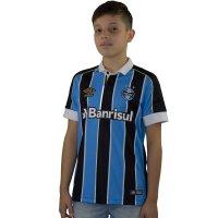 Imagem - Camisa Oficial I Grêmio Umbro Juvenil 2019 838735  - 059094