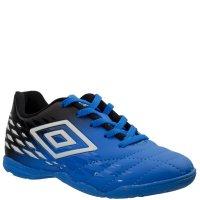 Imagem - Chuteira Infantil Futsal Umbro Fifty II Jr Menino 0f82050  - 059163