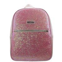 Imagem - Mochila Infantil Pampili Glitter Menina 600.765  - 059211
