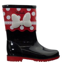 Imagem - Galocha Infantil Grendene Disney Magic Minnie 22210 - 059979