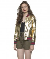 Imagem - Jaqueta Bomber Ellus Second Floor Leather 20si167 - 052888