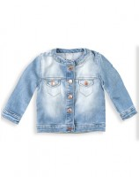 Imagem - Jaqueta Jeans Infantil Hering Kids C82hjeklx  - 054282