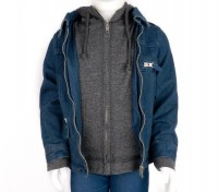Imagem - Jaqueta Jeans Infantil Tip Top Masculina 3300042  - 049270