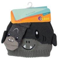 Imagem - Kit Infantil Touca + Meia Puket 6958 - 060185