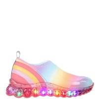 Imagem - Tênis Infantil Bibi Roller Celebration Rainbow Menina 508024  - 061702