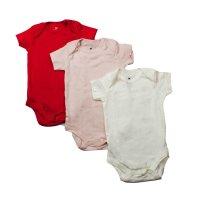 Imagem - Kit 3 Macaquinhos Hering Kids Bebê 588g1e0f  - 055884