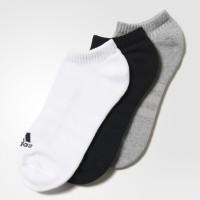 Imagem - Kit Meias Adidas Liner Cushion 3S (3 pares) Aa2281  - 052991