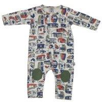 Imagem - Macacão Infantil Bebê Hering Kids Menino 584g1b10  - 022119