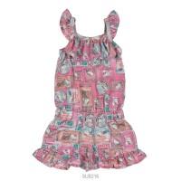 Imagem - Macaquinho Infantil Feminino Hello Kitty Cotton 0812.87316  - 051077