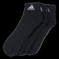 Imagem - Meia Adidas Ankle Mid Thin Kit C/ 3 Pares Aa2321  - 048150