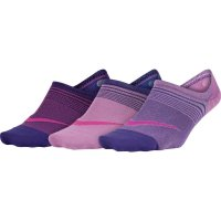 Imagem - Kit 3 Pares Meia Nike Lightweight Training  - 057246