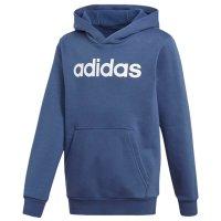Imagem - Moletom Infantil Adidas YB Lin Hood Bk3476  - 057614