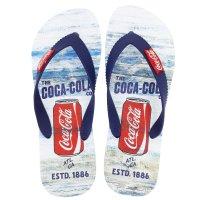 Imagem - Chinelo Masculino Coca-Cola Vintage Can Cc3277  - 061874