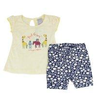 Imagem - Conjunto Infantil Hering Kids Menina 5a0k1a10 - 046323