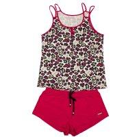 Imagem - Pijama Babydoll Recco Viscose 08577  - 047589
